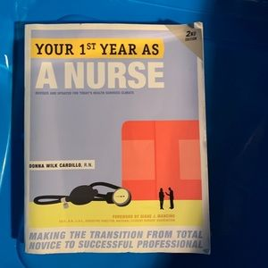 Your first year as a nurse by Donna wilk cardillo